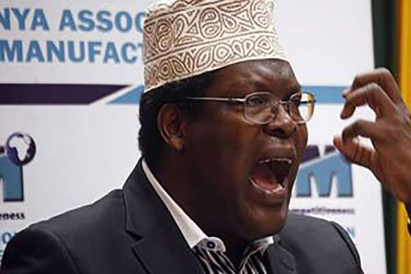 Deported Miguna Miguna challenges the government in court
