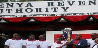 KRA suspends filling of nil returns