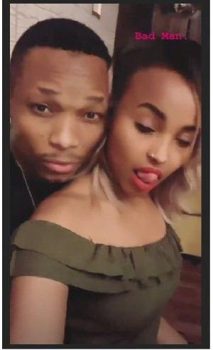 Otile Brown is done with Vera and he is back to dating