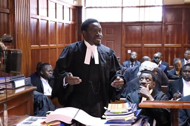 DPP Lawyer Nelson Havi involved in a Twitter argument