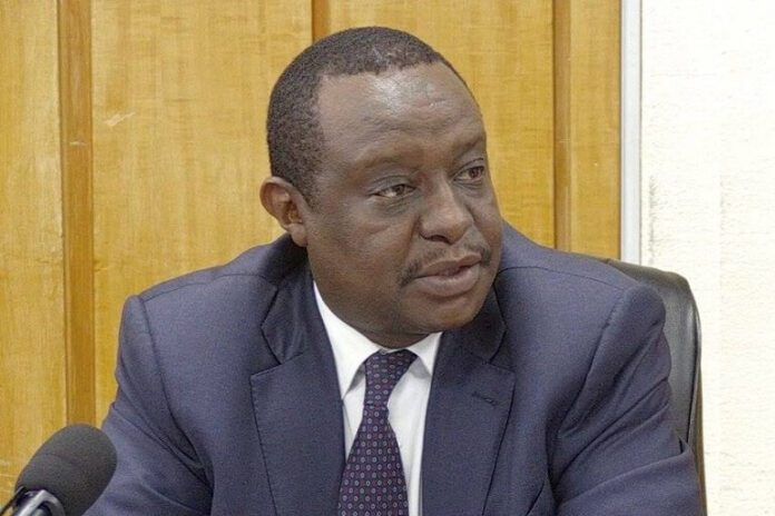 CS Henry Rotich grilled over dams scandals