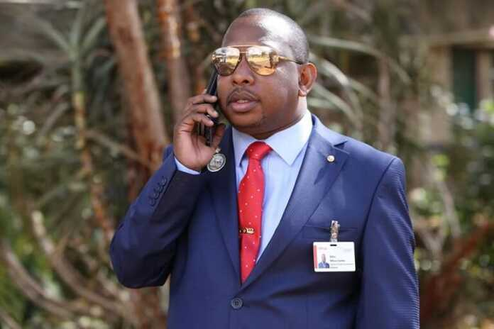 Governor Sonko offers Ksh 200,000 reward