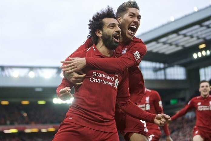 Liverpool keep tittle chase alive beating Tottenham at home