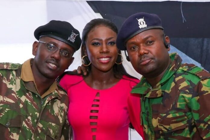 Akothee pens a touching birthday message to son Prince Ojwang