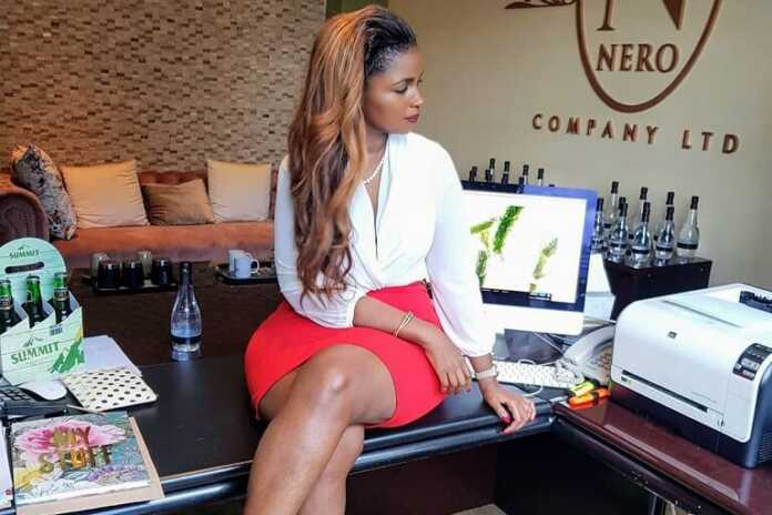 Anerlisa Muigai explains why she takes her pictures from the office desk