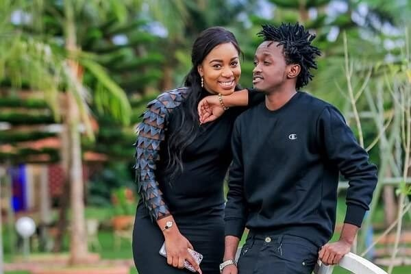 Bahati gets a new look but Diana does not like it