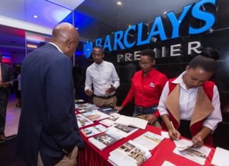Barclays Bank of Kenya robbed millions from four of its ATMs