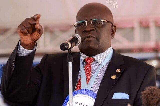 Education CS Magoha insists new curriculum training will continue
