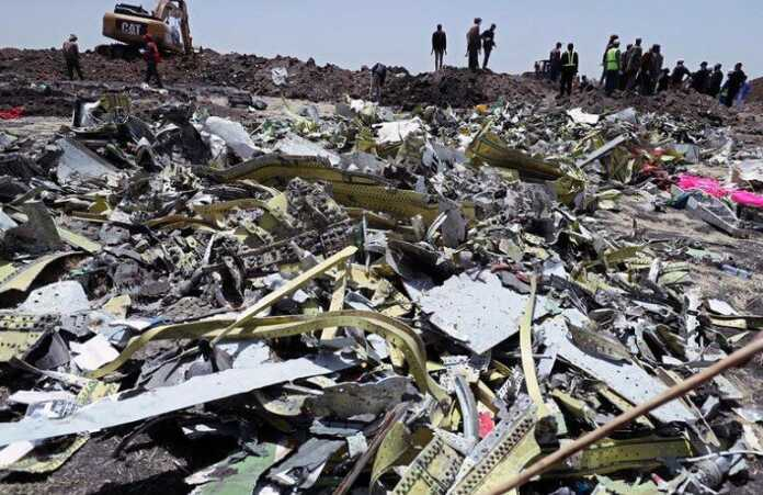 Ethiopian Airline pilots could not control the airline,says report