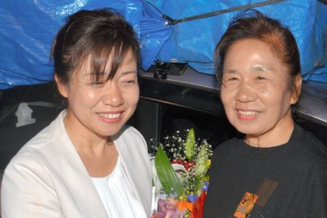 Japan assembly elects first female politician