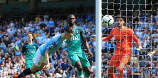 Manchester City beat Tottenham piling more pressure on Liverpool