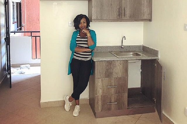 Mwalimu Rachel is now a landlady, constructs three units
