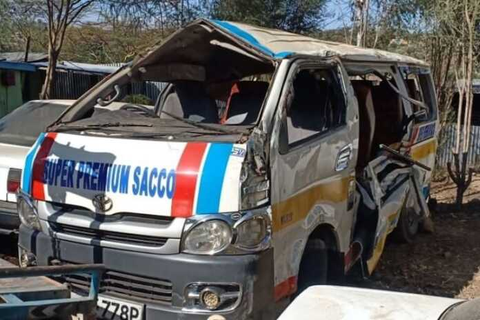10 feared in in two separate accidents in Kitui and Narok County