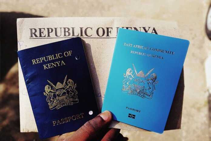 Passport service to be closed for two hours says Immigration Kenya