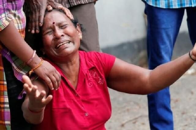 Sri Lanka death toll rises to 290 as 24 suspects are arrested