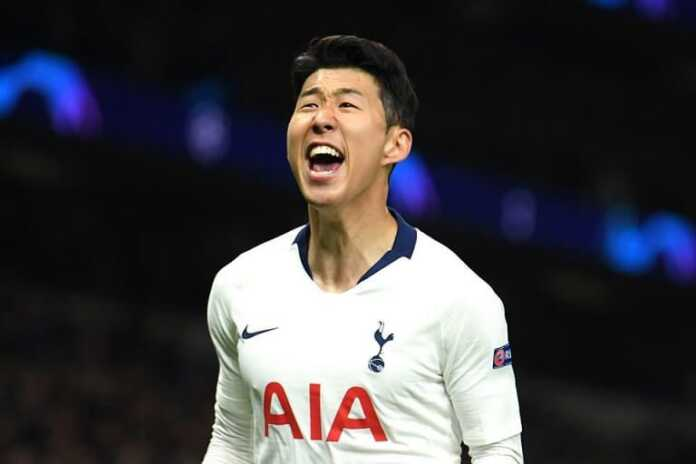Tottenham scores late to beat Manchester City in the Champions League