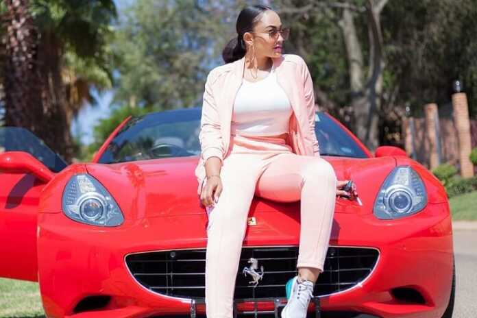 Zari pens a love message to her new man