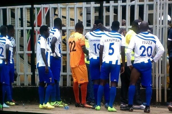 AFC Leopards handed three points as Nzoia fails to show up