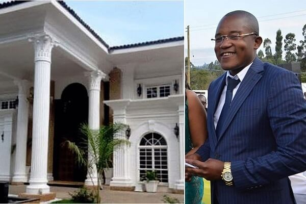 City tycoon Jared Otieno surrenders to the DCI