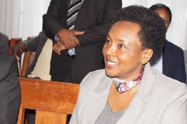 Court stops further prosecution of DCJ Philomena Mwilu