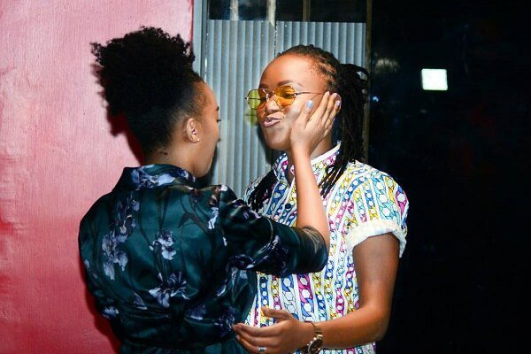 Fena Gitu and Edith Kimani confess love for each other