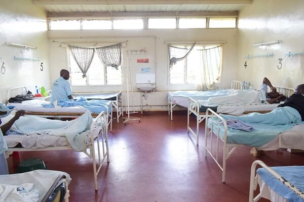Governor Waiguru shares current state of Kerugoya hospital