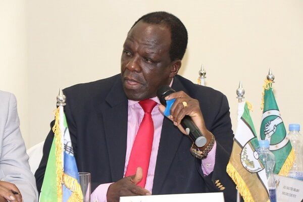 Oparanya unhappy about medical equipment agreement
