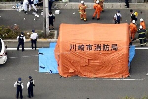 Japan knife attack kills a child and two others
