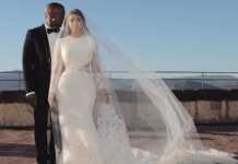 Kim and Kanye name baby number 4 Psalm West