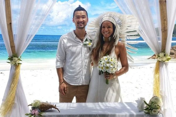 Former K24 presenter Michelle Morgan ties the knot