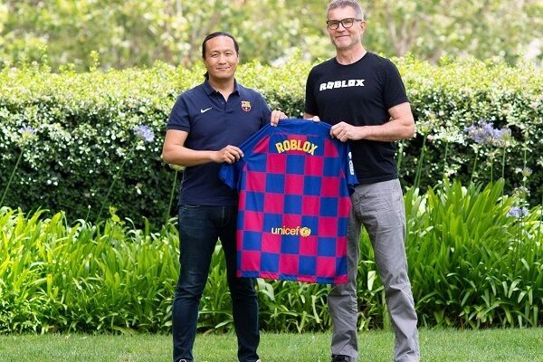 Barcelona announce partnership with Roblox