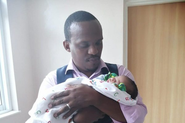 KTN anchor Ben Kitili welcomes baby number two