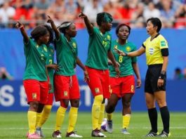 Cameroon women set to face disciplinary action