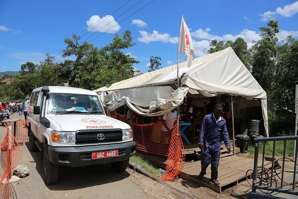 Ebola claims another life in Uganda