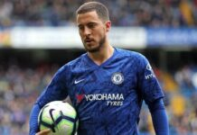 Real Madrid sign Chelsea forward Eden Hazard