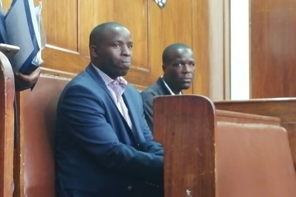 Governor Stephen Sang charged and released on Ksh1M bond