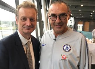 Chelsea and Juventus agree on a deal for manager Sarri