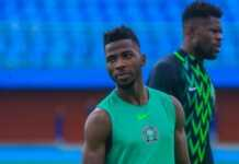 AFCON: Nigeria's Samuel Kalu collapses with severe dehydration