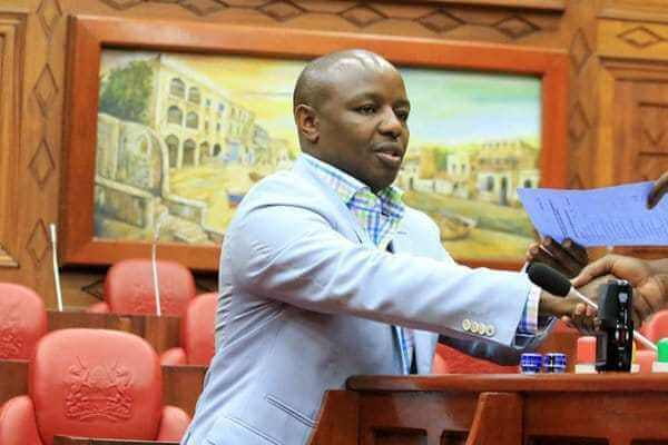 MP Simon Mbugua moves to court to challenge the new currency