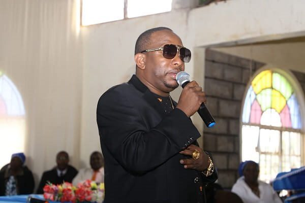 Governor Mike Sonko sues The Star over HIV publication