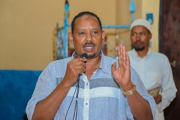 Wajir East MP arrested for assaulting Gedi