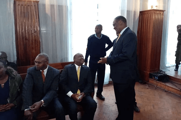 CS Henry Rotich appears in Court over Arror-Kimwarer dams