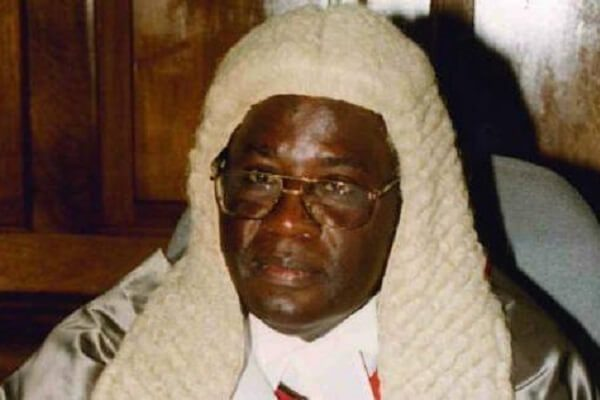 Former CJ Chunga turns down DPP Hajji's appointment