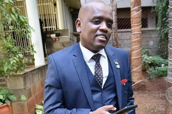 Dennis Itumbi arrested by DCI detectives
