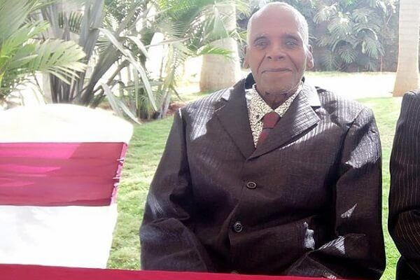 Esther Wahome's late dad