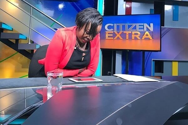 Jacque Maribe allegedly tenders her resignation at Citizen TV