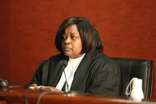 High Court Judge Jessi Lessit kicks out journalists from court room