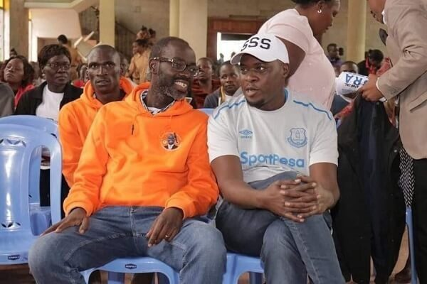 Kibra MP Ken Okoth jets back into the country