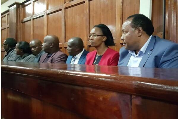 Governor Waititu and wife deny graft charges
