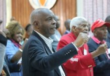 Wiper oust Governor Kibwana as party chairman